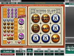 Bingo Slot 3 Line