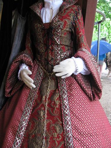 Red Anne Boleyn at Pendragon