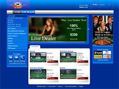 All Slots Live Casino Lobby
