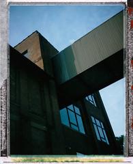 Polaroid Colorpack IV camera test / Butler Center USA (Michael Raso - Film Photography Podcast) Tags: polaroid butler newjerseyusa fujifilmfp100c polaroidcolorpackiv butlercenter panpola butlernewjersey filmphotographypodcast