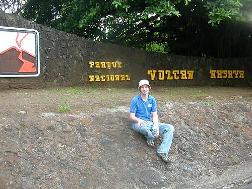 June 2, 2010 Masaya Volcano Entrance