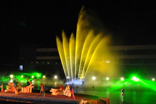 manaila-water-show