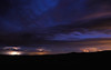 Electric Blue Hour Musings (Fort Photo) Tags: blue sky storm nature rain weather silhouette composite landscape nikon colorado weld indigo stormy co strike bluehour lightning stacked chasing 2010 1610 d300 pawnee catchycolorsblue pawneenationalgrassland nikon1755 specnature clff