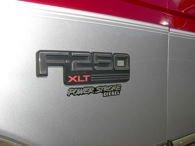 ford truck diesel 1995 f250 powerstroke