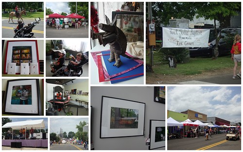 Mule Day / Chickenfest 2010, Gordo AL