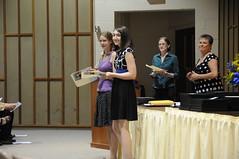 2010 Wissahickon Senior Awards Ceremony