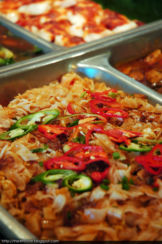 ISS Catering  - Penang Char Kway Teow