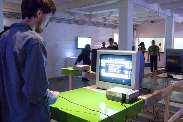 Playlist : Vernissage (iMAL.org)