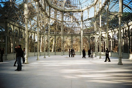 The Crystal Palace, Retiro Park