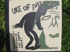 Uke of Phillips - Peppermint Birdhouse Tea Shanty Shack - Mississippi Records