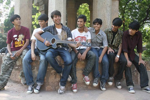 City Culture – The Band of Brothers, Hauz Khas Ruins