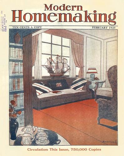 ModernHomemaking, February 1929