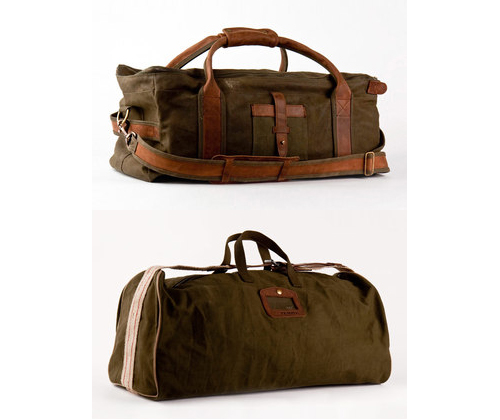 Temple Duffle bags