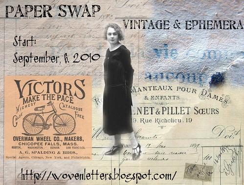 paper swap vintage1