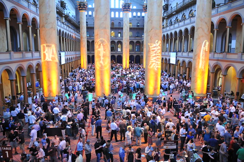 SAVOR 2010 Crowd