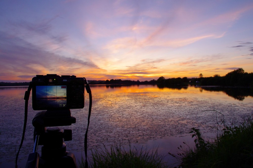 Timelapse Sunset