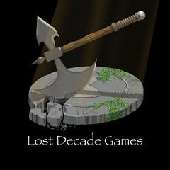 Lost Decade Games