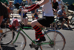 Cirque du Cycling Art Bike Parade-36