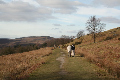 From Longshaw ~ 21st March 2010