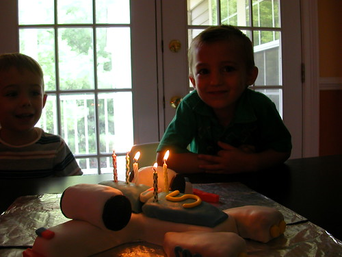 June 13 2010 Happy Birthday Cal