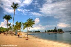 Singapore Siloso Beach HDR (Aorian) Tags: beach singapore mywinners flickraward sisolo flickraward5 flickrawardgallery