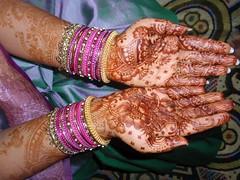 Mehendi lagake rakhna.. (ArpitaKulkarni) Tags: engagement ring henna mehendi mehndi bangles