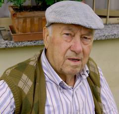 Grandpa (Mary-mara) Tags: old people man italian grandfather