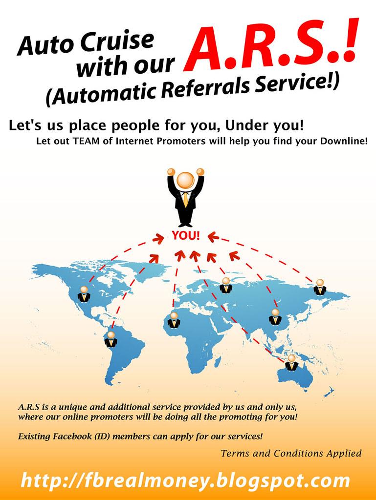 Automatic Referrals Service