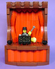 It's all done with mirrors (DARKspawn) Tags: city town lego fig stage curtain chainsaw dio minifig vignette diorama magician minifigure freakinout collectableminifigures
