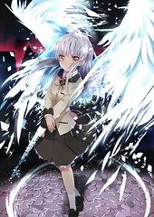 Guard Skill Hand Sonic (Jin-Jiro Perez) Tags: angel kanade angelbeats