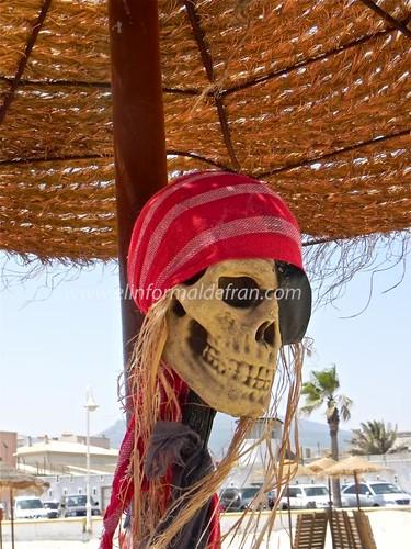 Piratas en nuestras playas