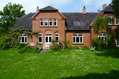 Falsterhus - die alte Dorfschule jetzt ein Ferienhaus