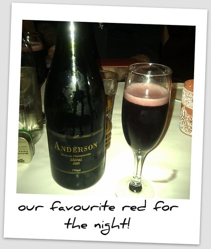 yummy red!
