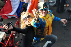 Queensday 2010 (Mary Hennessy) Tags: people amsterdam prinsengracht oranje queensday