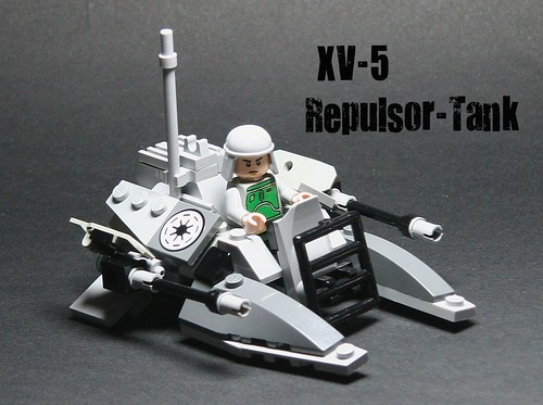 XV-5 Repulsor-Tank