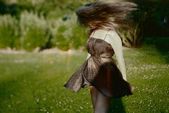 * (Sonunamela) Tags: gardens canon hair eos rebel forrest erin fairy flip botanic xsi