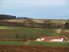 Farm on the Wolds