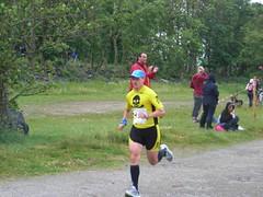 A bit of a sprint finish