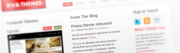 Viva Themes | Professional premium wordpress themes