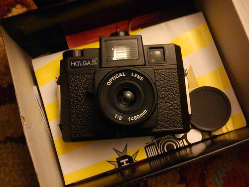 I gotta start using my Holga