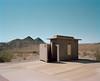 (Gebhart de Koekkoek) Tags: mamiya film architecture dessert nevada toilet wc deathvalley 6x7