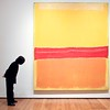 The Art Inspector (CVerwaal) Tags: nyc newyorkcity newyork pen painting moma olympus museumofmodernart markrothko oiloncanvas no5no22 olympusep1 mzuiko17mmf28