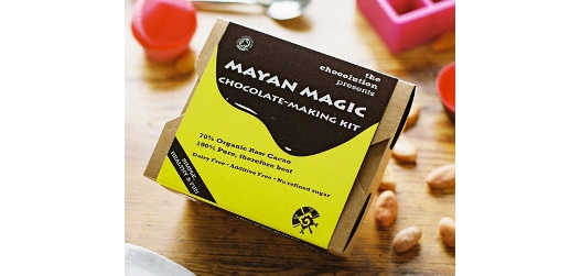 Mayan Magic Make Your Own Chocolate
