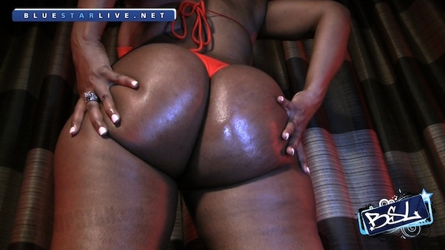 BSL - Jazzie Belle - Red Thong 57