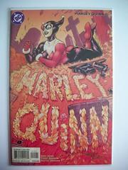 Harley Quinn Comic Book (xClaribelx) Tags: dc comicbook batman harleyquinn
