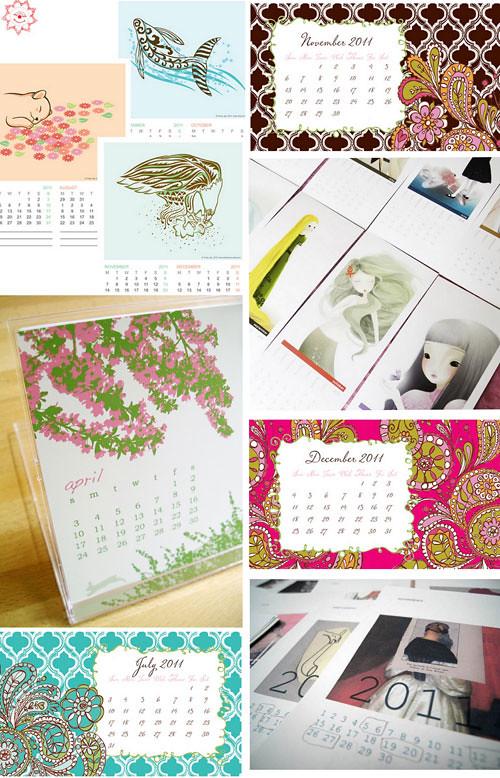 2011 Calendar Round-Up: Part 3