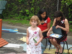 Lucy (Area Bridges) Tags: school june rose lucy connecticut graduation teacher milford teachers 2009 nesm monessori june2009 areabridges newenglandschoolofmontessori
