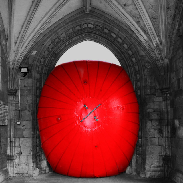 Redball Project @ Norwich2