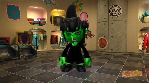 ModNation Racers - WWOTS