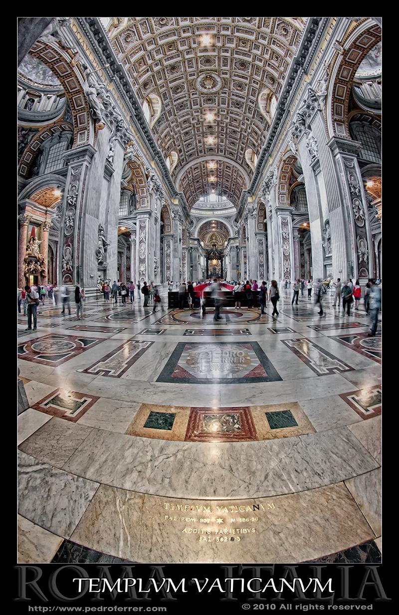 San Pietro - Templum Vaticanum